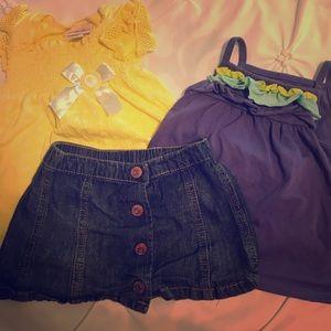 12 month girls bundle